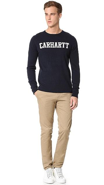 Carhartt WIP Sid Stretch Twill Pants