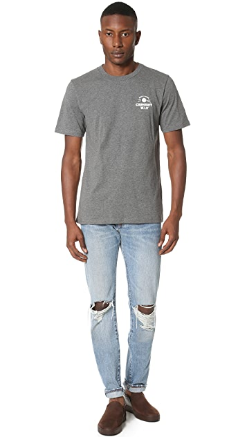 Carhartt WIP World Wide WIP Tee