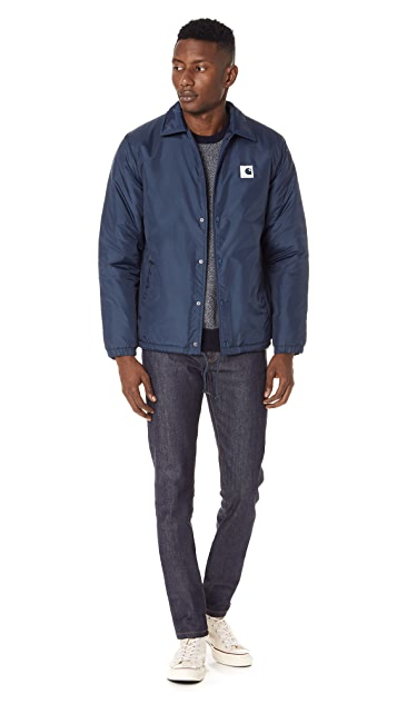 Carhartt WIP Sports Pile Coach Jacket