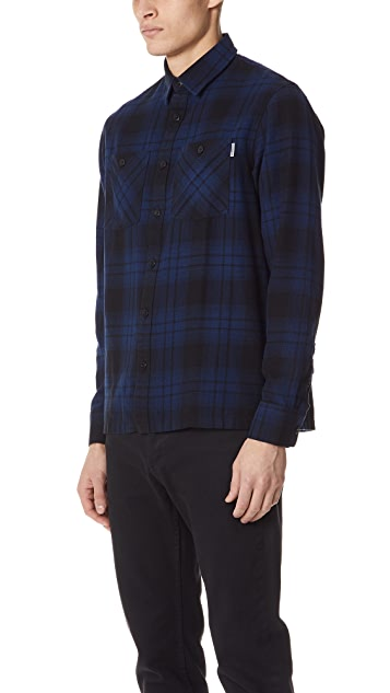 Carhartt WIP Long Sleeve Harold Shirt