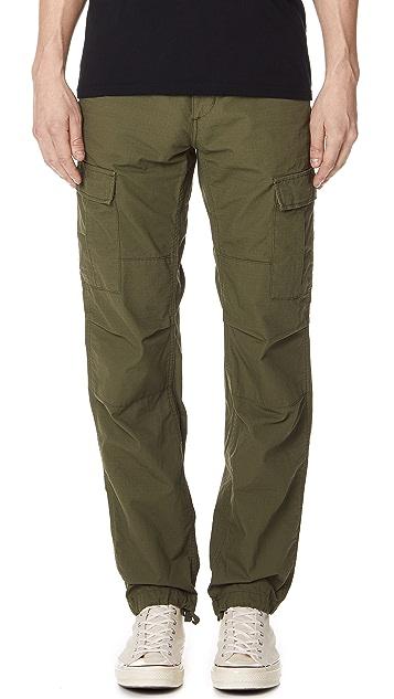 Carhartt Wip Aviation Cargo Pants East Dane