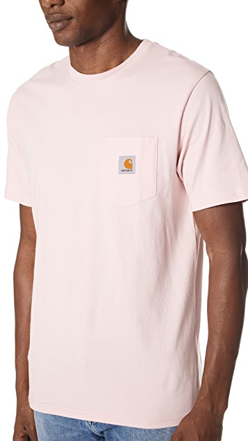 Carhartt WIP Short Sleeve Pocket Tee