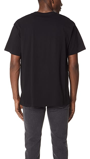 Carhartt WIP Short Sleeve Leister Pocket Tee