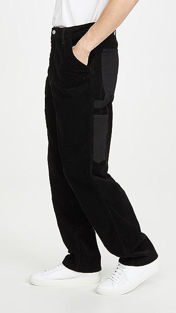 Carhartt WIP Single Knee Corduroy Work Pants