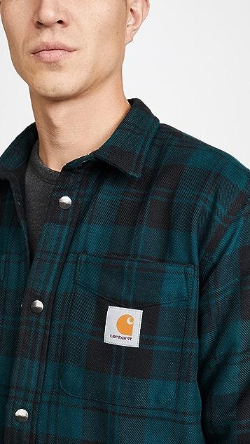 Carhartt WIP Pulford Fleece Lined Shirt Jacket
