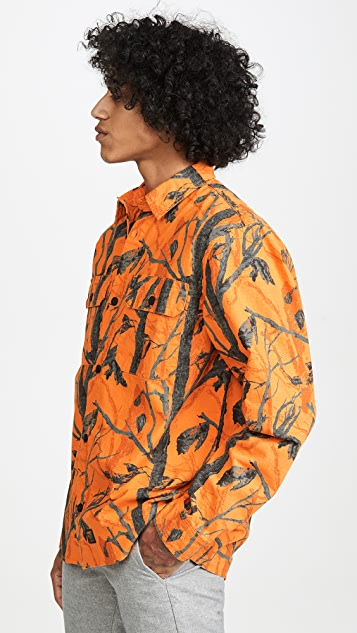 Carhartt WIP Mission Ripstop Shirt