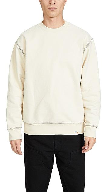 Carhartt WIP Nebraska Relaxed Fit Sweatshirt