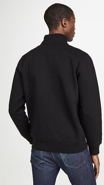 Carhartt WIP Chase Quarter Zip Sweatshirt