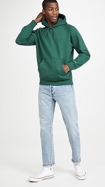 Carhartt WIP Chase Hooded Sweatshirt