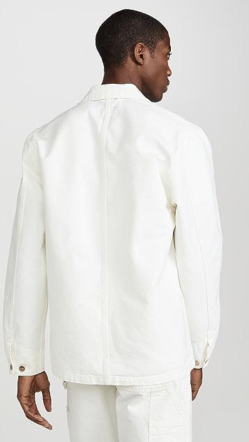Carhartt WIP Aged Canvas Michigan Chore Coat