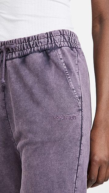 Carhartt WIP Mosby Script Sweat Pants