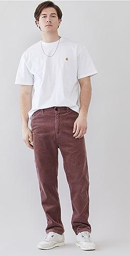 Carhartt WIP - Menson Pants