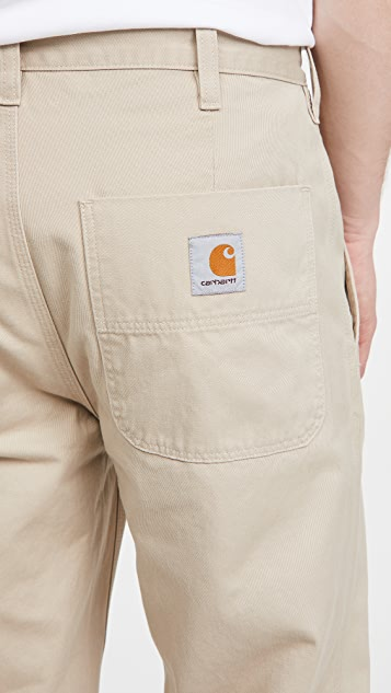 Carhartt WIP Abbott Pants