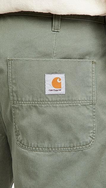 Carhartt WIP Abbott Shorts