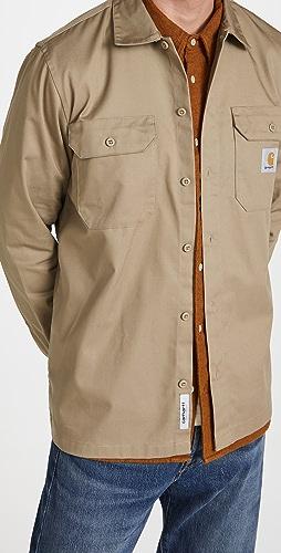 Carhartt WIP - Long Sleeve Master Shirt