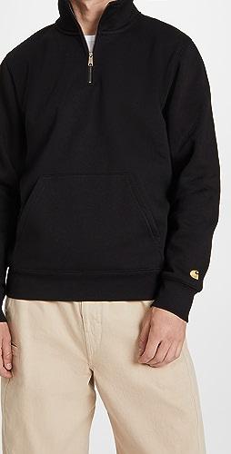 Carhartt WIP - Chase Neck Zip Sweatshirt