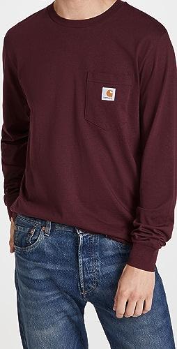 Carhartt WIP - Long Sleeve Pocket T-Shirt