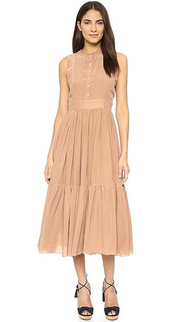 Carolina K Peasant Dress