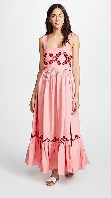 Carolina K Bow Dress
