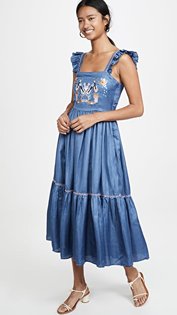 Carolina K Kuna 连衣裙