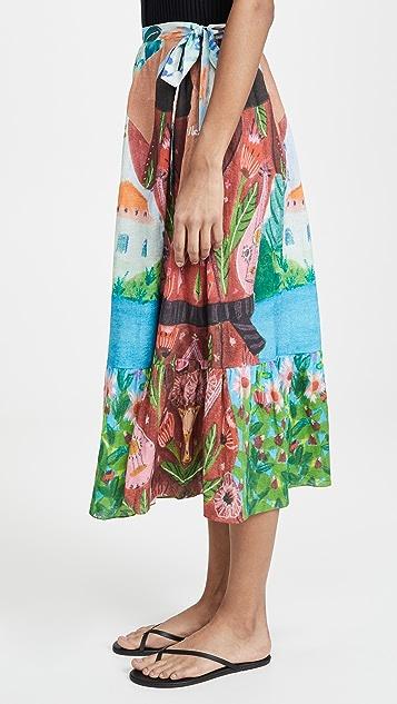 Carolina K Rosa Skirt