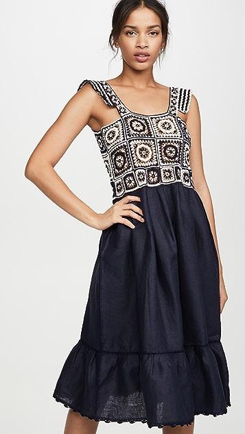 Carolina K Kuna Crochet Dress