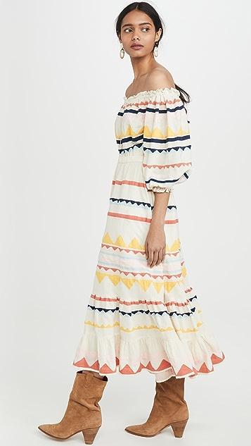 Carolina K Alexa 连衣裙