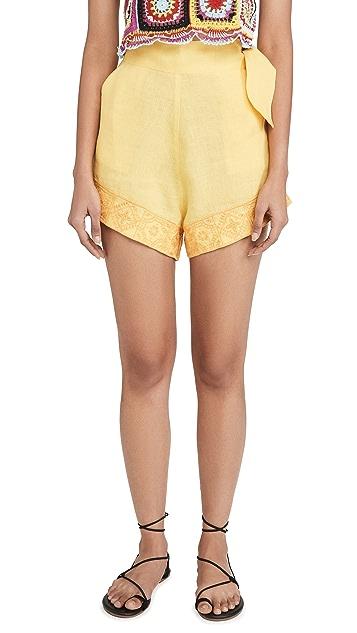 Carolina K Sandy Shorts
