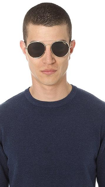 Carrera Round Sunglasses