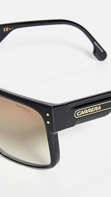Carrera 平顶太阳镜