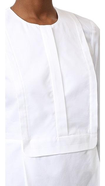 Carven Long Sleeve Blouse