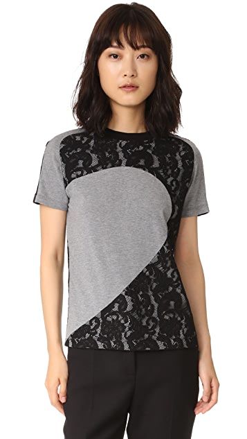 Carven Lace T-Shirt