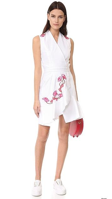 Carven Sleeveless Dress