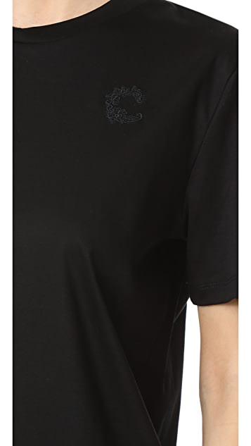 Carven Choker T-Shirt