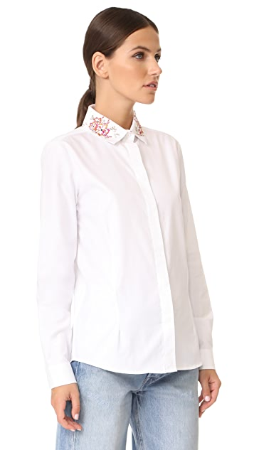 Carven Button Shirt
