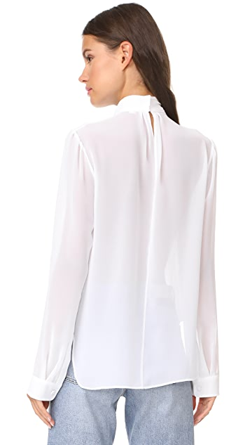 Carven Long Sleeve Top