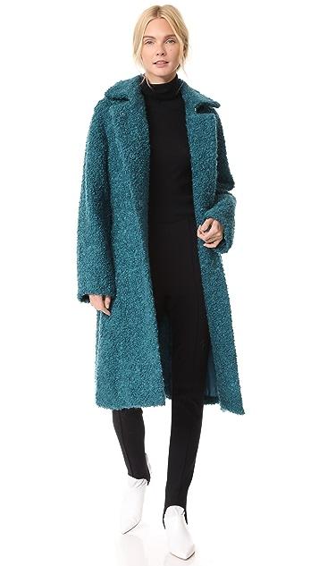 Carven Пальто с поясом