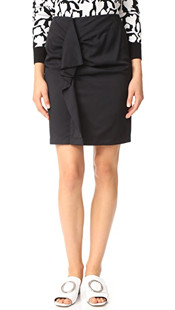 Carven Deconstructed Skirt