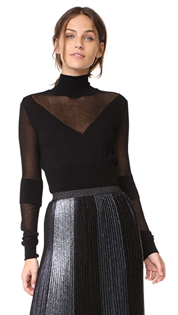 Carven Ballerina Sweater
