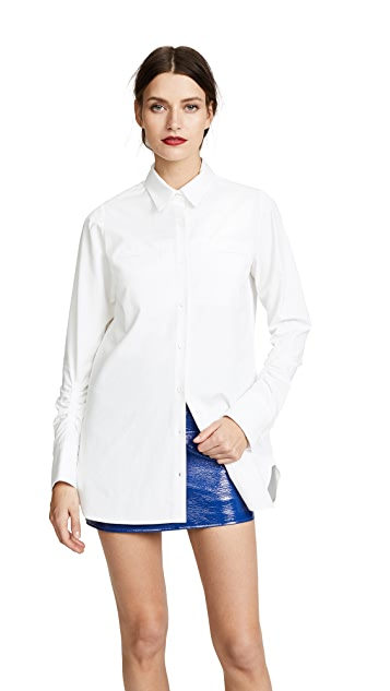 Carven Button Up Shirt