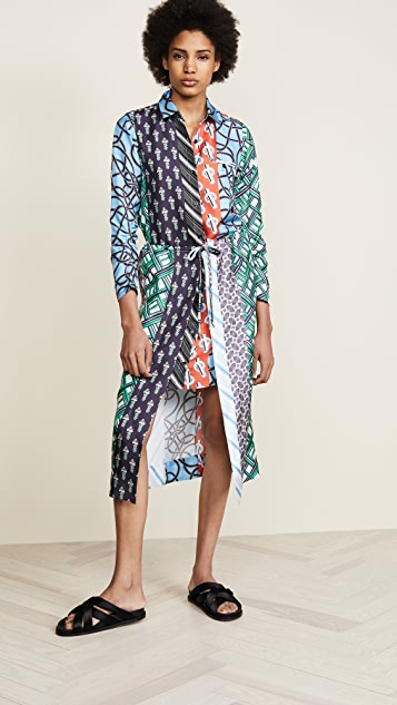 Carven Long Robe