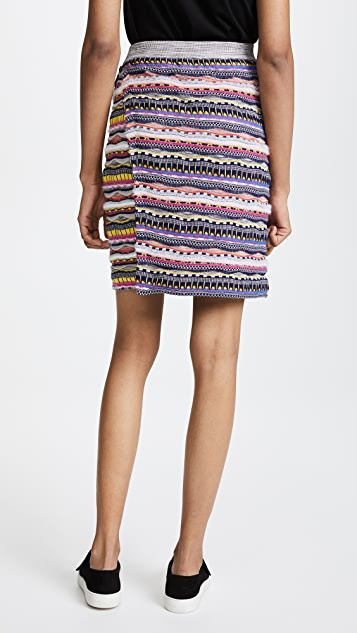 Carven Knit Skirt