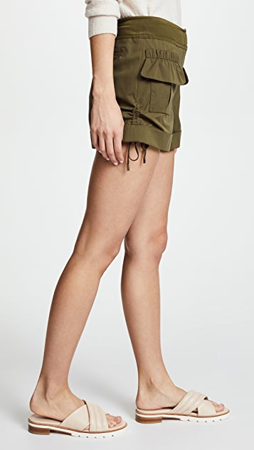 Carven Shorts with Pockets