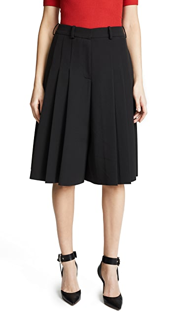 Carven Pleated Culottes