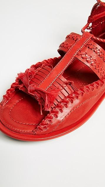 Carven Berri open-toe sandals H2z9V
