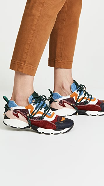 Carven Nayeli Jogger Sneakers