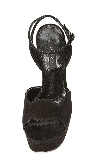 Casadei Wedge Sandals