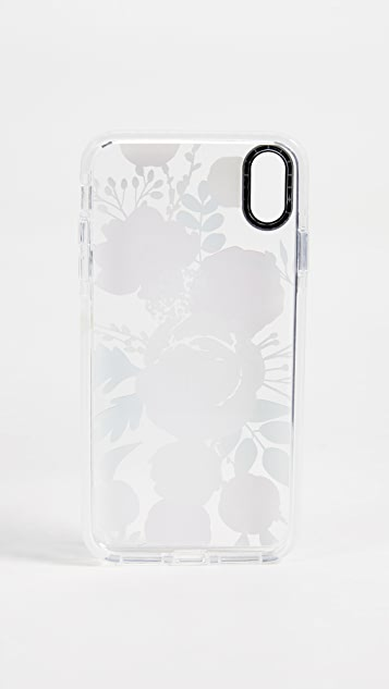 Casetify Jungle Adeline Florals iPhone Xs Max Case