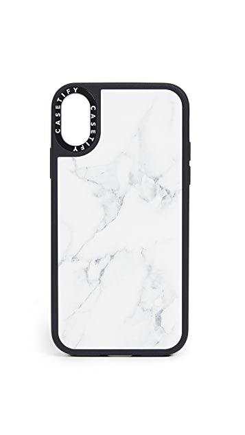 Casetify Marble iPhone X / XS Case