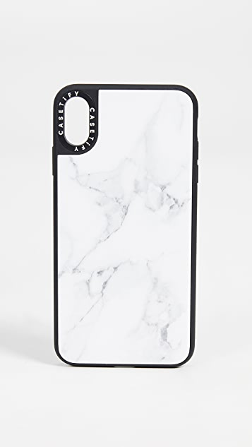 Casetify Marble iPhone Xs Max Case